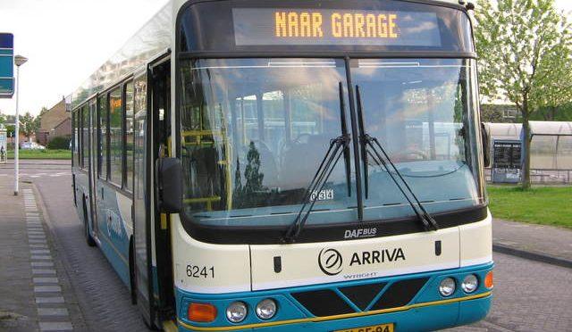 Openbaar vervoer perikelen