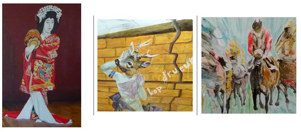 Schilderijen Jaap 1