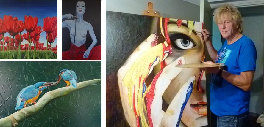 Schilderijen Jaap 2