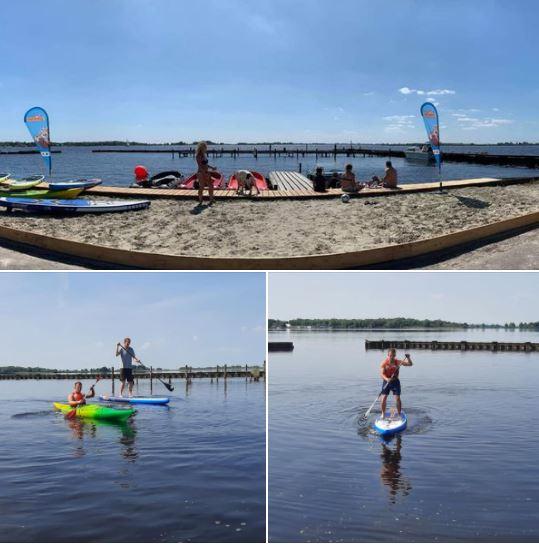 Beachclub & Watersportverhuur Steendam
